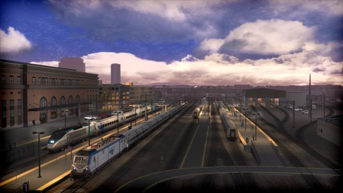 Train Simulator 2015 (Foto: Divulgação)