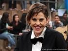 Bárbara Paz revela semelhança com a Edith: 'Eu gosto de homem feminino'