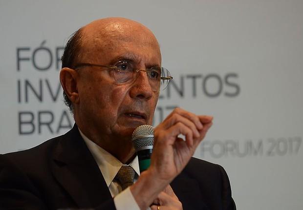 Meirelles flexibiliza discurso sobre a meta fiscal: 'Estamos analisando'