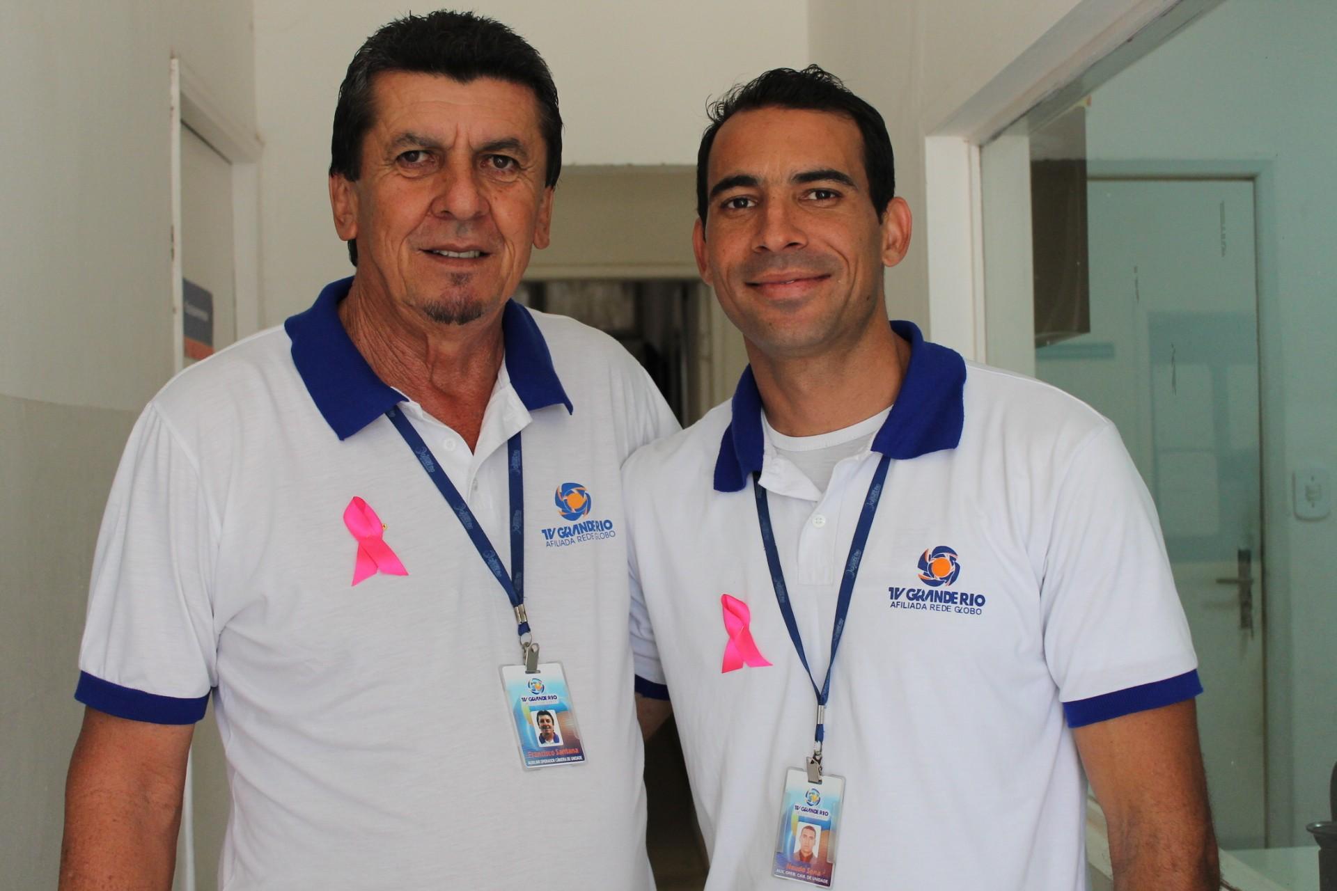 Neudo foi contratado pela TV Grande Rio em 2010 (Foto: Gabriela Canário)