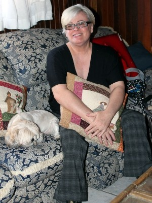 Para Beth, o importante é ver as filhas felizes (Foto: Geraldo Jr. / G1)
