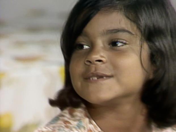 Nice (Izabella Bicalho) em Água Viva (Foto: reprodução/TV Globo)