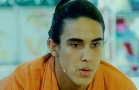 André Marques foi Mocotó nas primeiras fases da novela (1995 a 1997), (1998 a 1999) e, depois, em 2012 Reprodução da internet