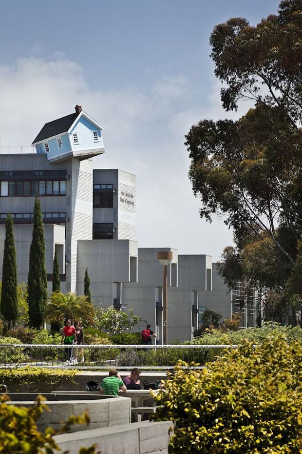 Roteiro arquitetônico por San Diego, Califórnia (Foto: Philipp Scholz Rittermann/ Do Ho)
