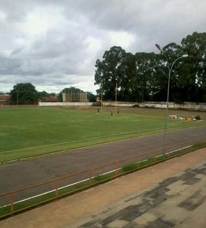 Campo da Vila Nasser, em Campo Grande (Foto: Divulgação/Funesp)