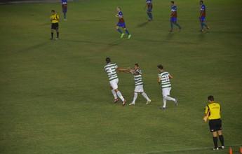 Miramar e Nacional de Patos saem na frente na estreia da 2ª divisão da PB