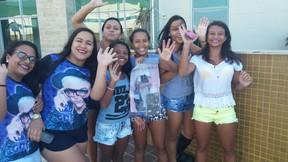 Fãs de MC Gui (Foto: Divulgação)