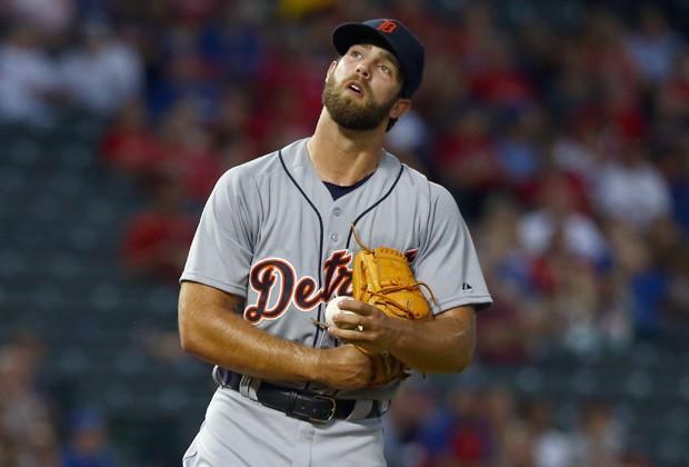 Daniel Norris, pitcher do Detroit Tigers (Foto: Getty Images)