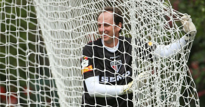 Rogério Ceni (Foto: Marcos Ribolli)
