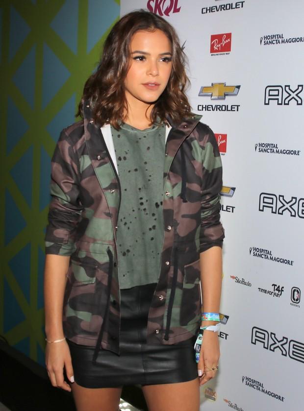 Bruna Marquezine (Foto: Thiago Duran/AgNews)