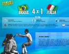 Dos sonhos:  Brasil leva o tri (Reprodução)