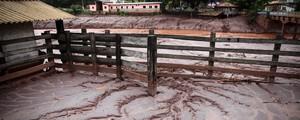 IMAGENS mostram trajeto de SP até cidades afetadas por lama em MG (Fábio Tito/G1)