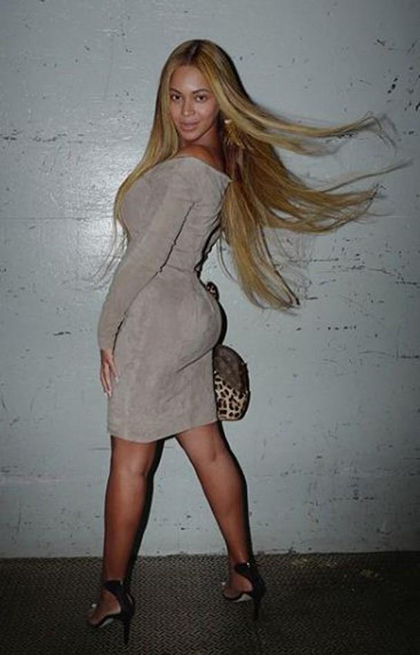 Beyoncé (Foto: Reprodução Instagram)