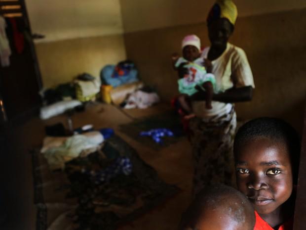 Segundo os Médicos Sem Fronteiras, comparando com o ano passado, quando a crise humanitária na República Centro-Africana já era crônica, a situação piorou.  (Foto: MSF)