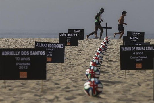 Um assassinato é registrado a cada meia hora nas capitais brasileiras