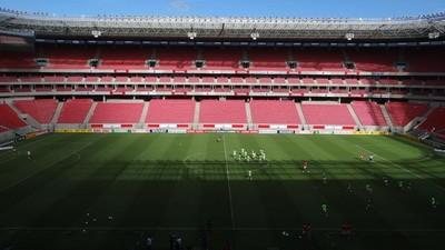 Arena Pernambuco Náutico x Ponte Preta (Foto: Daniel Gomes)