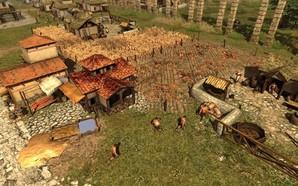 Imperium Romanum gameplay