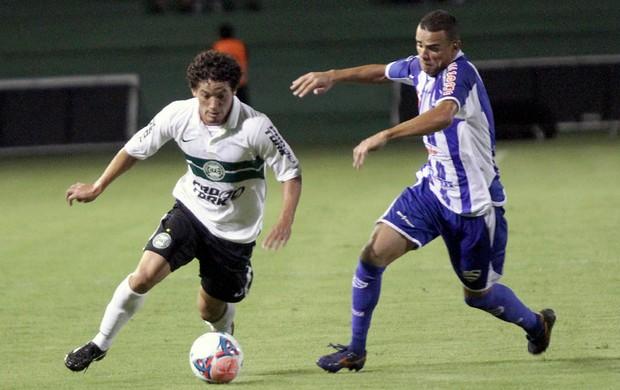 Arthur Coritiba 2 x 0 Nacional-PR (Foto: Divulgação / Site oficial do Coritiba)