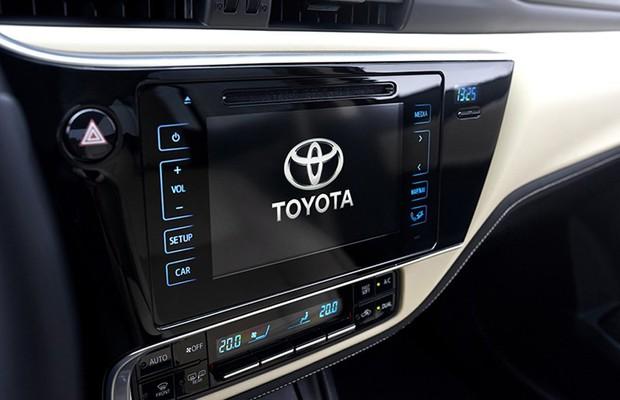 Toyota Corolla reestilizado (Foto: Divulgação)