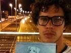 José Loreto perde cãozinho de estimação e publica apelo na Internet