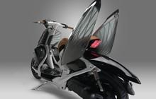 Yamaha 04GEN é scooter com asas