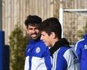 Oscar admite proposta chinesa e minimiza atrito com Diego Costa