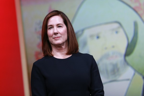Kathleen Kennedy, presidente da Lucasfilm (Foto: Getty Images)