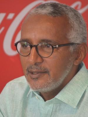 Isaías Tinoco, gerente de futebol do Guarani (Foto: Murilo Borges / Globoesporte.com)
