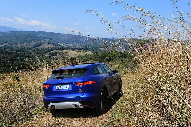 Jaguar F-Pace (Foto: Jaguar)