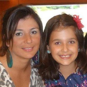 Samara Pessato e a filha, BBB13 (Foto: Reprodução/Facebook)