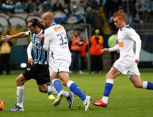 Barcos, Bruno Rodrigo e Souza, Grêmio x Cruzeiro (Foto: Wesley Santos/Agência PressDigital)