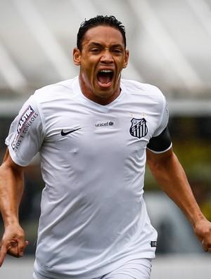 Ricardo Oliveira, Santos x Goiás, Vila Belmiro
