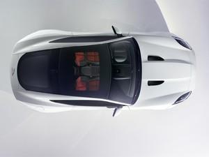 Jaguar F-Type Coupe (Foto: Divulgação)