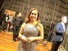 Famosos prestigiam apresentação no Theatro Municipal do Rio