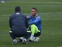 Micale exalta Neymar e pede mais carinho da torcida com os ídolos