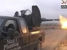 Como camionete de encanador dos EUA foi parar na guerra da Síria