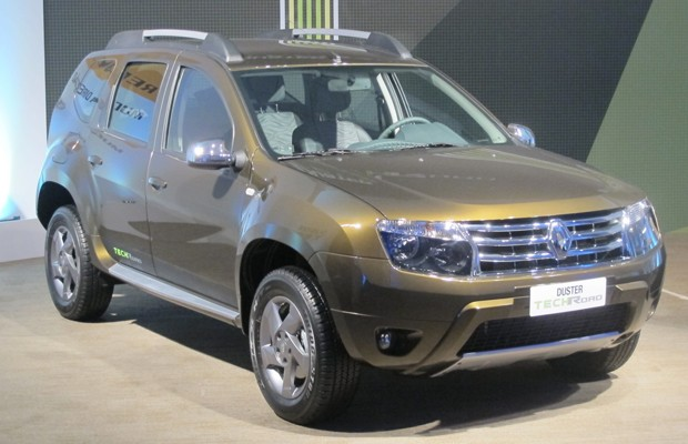 Renault Duster Tech Road (Foto: Rafael Miotto/G1)