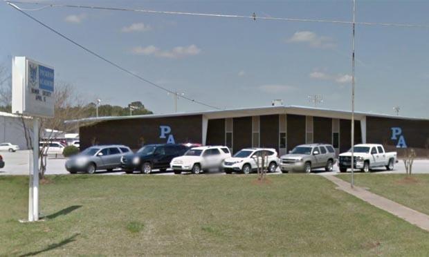 Pickens Academy, nos EUA (Foto: Reprodução/Google Street View)