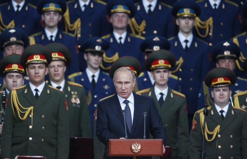 "Rússia inaugura ""parque de diversões"" militar"