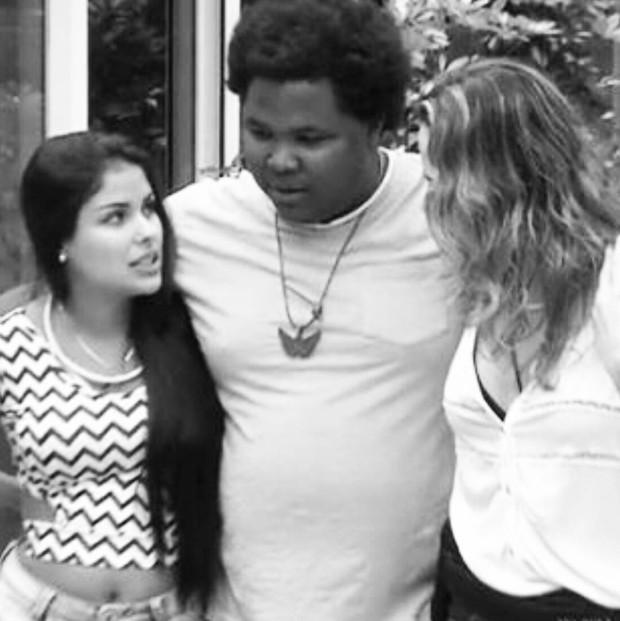 Munik, Ronan e Ana Paula do BBB 16 (Foto: Instagram)