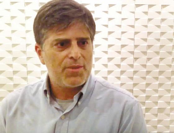 O doleiro Renato Chebar (Foto: Reprodução)
