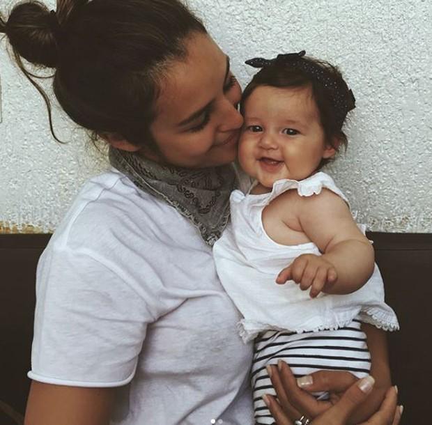 Yanna e Madalena (Foto: Reprodução/Instagram)