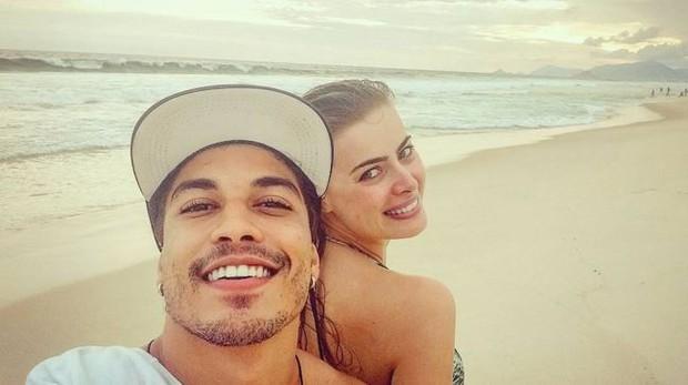Rayanne Morais e Douglas Sampaio (Foto: Instagram / Reprodução)