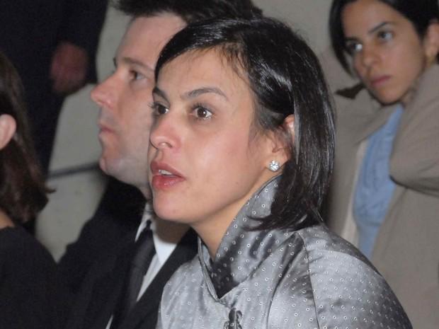 Adriana Ancelmo Cabral, mulher do ex-governador do RJ Sérgio Cabral (Foto: Paulo Botelho/Governo do Rio de Janeiro)