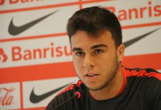 Andrigo meia Inter (Foto: Tomás Hammes / GloboEsporte.com)
