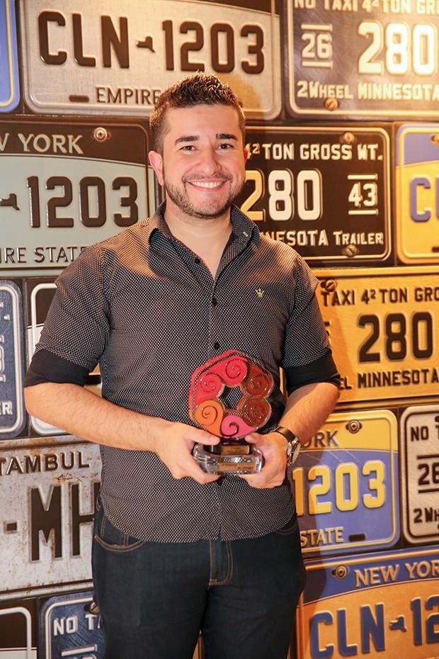 1º lugar – Mateus Henrique Lahr – Grupo Cedasa