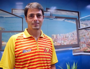 Rodrigo Calchi Jabaquara (Foto: Lincoln Chaves)