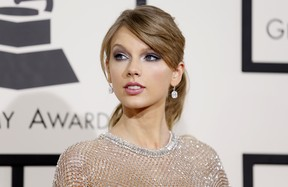 [Grammy] Taylor Swift (Foto: Reuters / Agência)