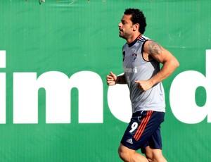 Fred treino Fluminense (Foto: Fernando Cazaes / Photocamera)
