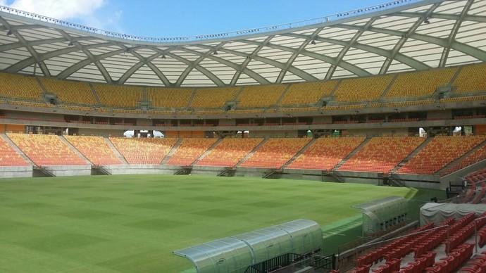 Arena da Amazônia (Foto: GloboEsporte.com)